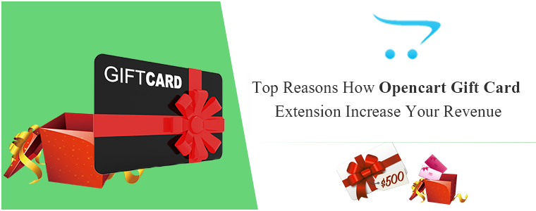Opencart Gift Card Extension by Knowband
