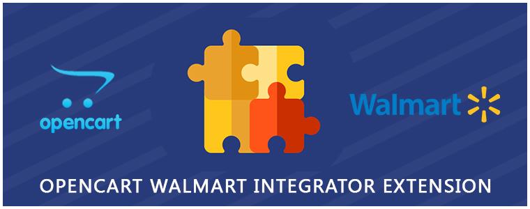 Walmart OpenCart Connector
