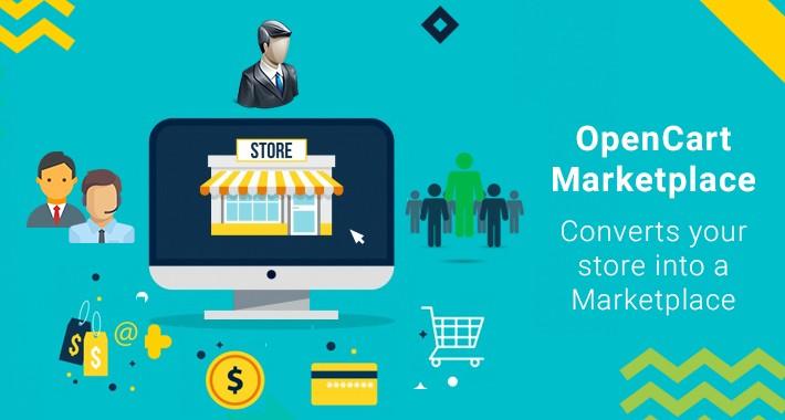 OpenCart Multi seller marketplace