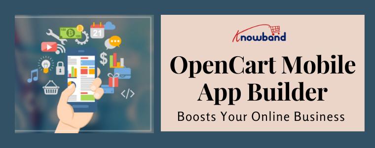 penCart Mobile App Builder