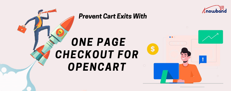 Prevent Cart Exits With One Page Checkout For Opencart