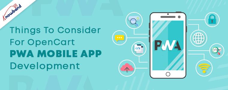 OpenCart Progressive Web App