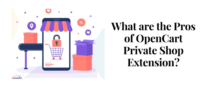 What are the Pros of OpenCart Private Shop Extension