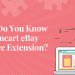 How well do you know the Opencart eBay marketplace extension