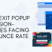 Opencart Exit Popup extension- for websites facing higher bounce rate