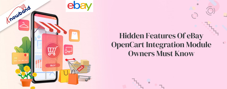 Hidden features of eBay OpenCart integration module owners must know
